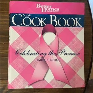 Better Homes and Gardens Breast Cancer Cookbook